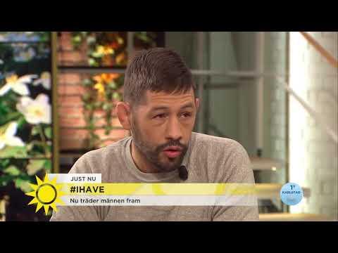 """""""Tydligt att jag har gjort saker som platsar under #Metoo"""" - Nyhetsmorgon (TV4)"""