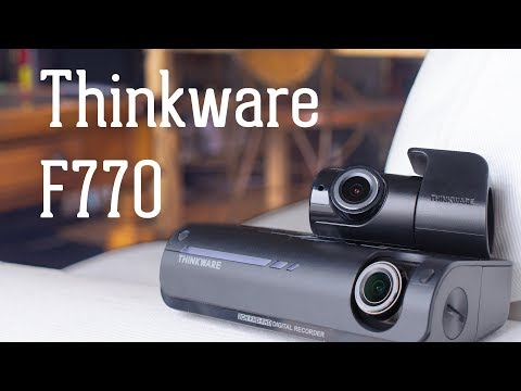 Thinkware F770 Review - Best Two Channel Parking Camera