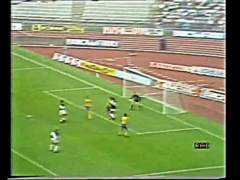 1986/87, Serie A, Udinese - Juventus 0-2 (01)