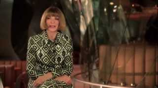 In Vogue : The Editor's Eye Trailer with Anna Wintour, Grace Coddington 120 years of VOGUE