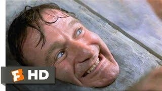 Jumanji (6/8) Movie CLIP - Quicksand and Spiders (1995) HD