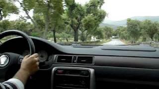 Driving around my Rover 45