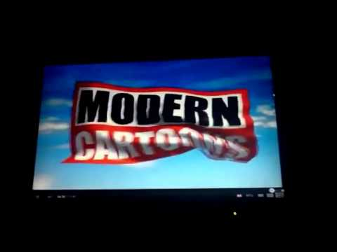 Modern Cartoons Logo Modern Cartoons 3