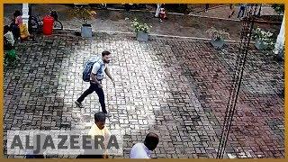 🇱🇰 Sri Lanka Easter bombing suspect caught on camera | Al Jazeera English