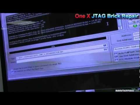 HTC One X - JTAG Brick Repair Service (Debricking/Unbrick/Brick FIX)