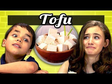 Kids Vs. Food - Tofu video