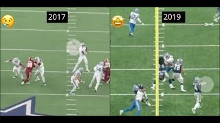2017 Dak Prescott vs 2019 Dak (Mechanics) || How Much Hes Improved || Dallas Cowboys Film Session