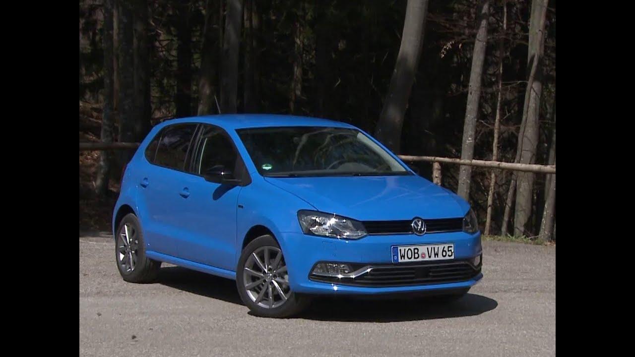 Essai Volkswagen Polo 1 2 Tsi 90 Confortline 2014 Youtube