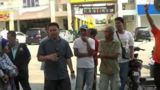 37 PENIAGA BANDAR TASIK PUTERI RAWANG DIBELASAH MPS
