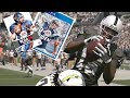 MICHAEL CRABTREE THROUGH THE YEARS FROM NCAA FOOTBALL 08 TO MADDEN 17