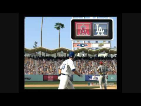 Dodgers MLB 09 the show