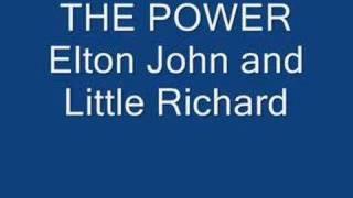 Watch Elton John The Power video