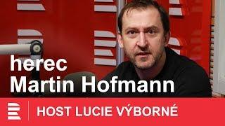 Martin Hofmann: Chtěl jsem, aby byl Luďan buldozer