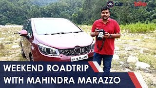 Mahindra Marazzo Corbett Drive | NDTV carandbike