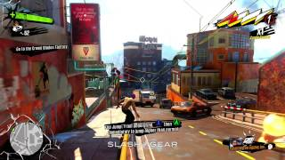 Sunset Overdrive: Grinding
