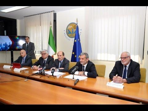 Arrestato Scajola, la conferenza stampa e le interviste