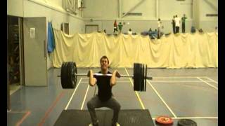 Mike - Clean and Jerk