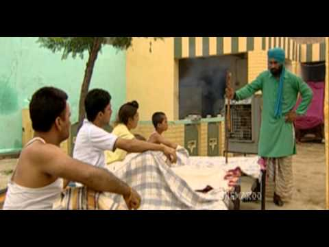 Top Indian Comedy Scene - Father Wakes Up Sons - Family 422 - Gurchet Chittarkar video