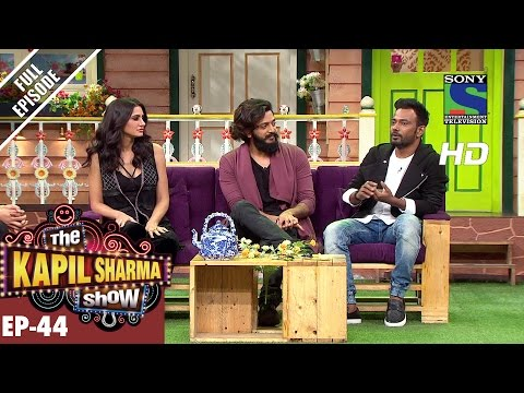 The Kapil Sharma Show -दी कपिल शर्मा शो-Ep-44- Team Banjo in Kapil's Show –18th Sep 2016
