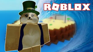 Not a Normal Roblox Natural Disaster Survival Gameplay
