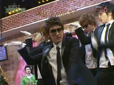 Super Junior dance cut HQ