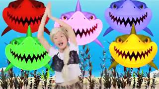 Baby Shark Song  by KIDS LEARNING RHYMES