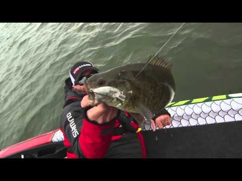 Switching up for Shallow Water Smallmouth - Dave Mercer's Facts of Fishing THE SHOW