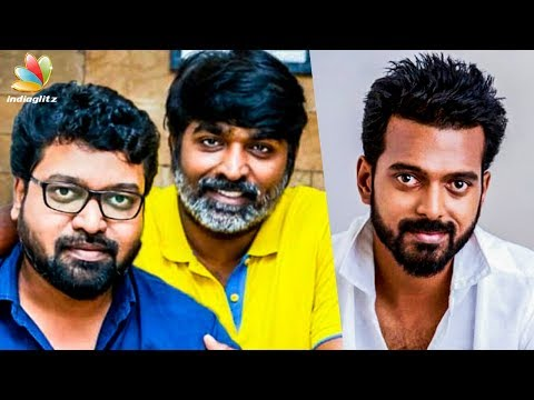Vijay Sethupathi Turns A Writer | Vikranth Movie | Hot Tamil Cinema News