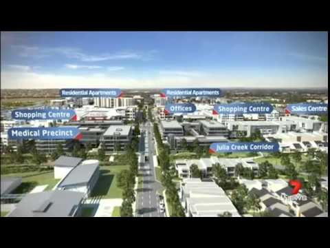 The Changing Face of Sydney - The big development flying under the radar | Mark McCrindle on 7 News
