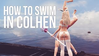 [Vindictus] How to Swim in Colhen