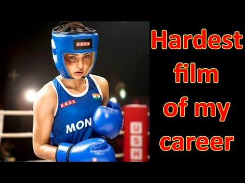 Priyanka Chopra: 'mary Kom Is The Hardest Film Of My Career' video