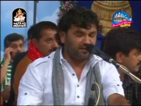 Kirtidan Gadhvi  Toraniya Dharm Mangal Mahotsav Part 2 | Gujarati Live Bhajan 2014 video