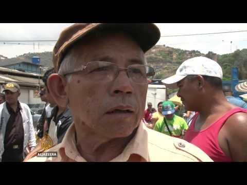 Venezuela marks Maduro's one year in power