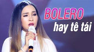 Sương Trắng Miền Quê Ngoại - LK Nhạc Trữ Tình Hải Ngoại Bolero Hay Tê Tái