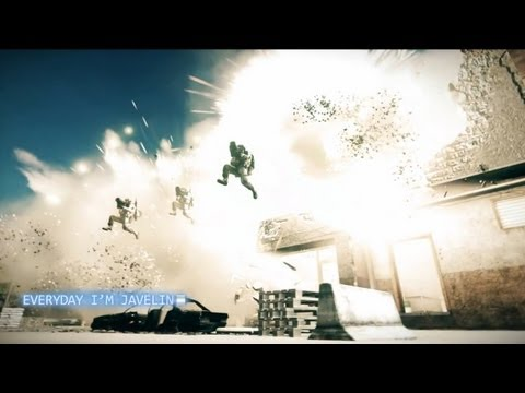 Battlefield 3 - Everyday I'm Javelin