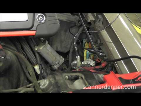 How to test an electric fuel pump (GM CPI case study)