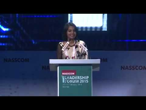 NASSCOM ILF - 2015: Day 1: Welcome address