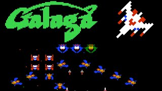 Galaga – Demons of Death (NES)