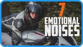 7 Emotional Noises Motorcycles Make