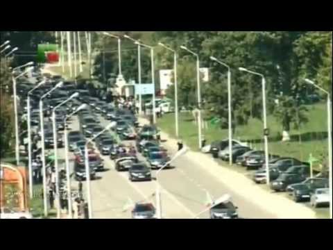 Protocol and Respect of Prophet Muhammad's (PBUH) Bowl while delivering to Chechnya [HD]