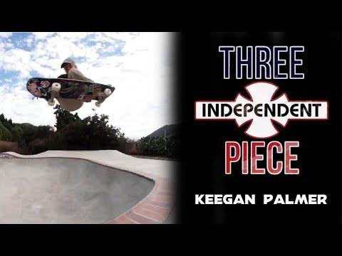 Keegan Palmer: 3-Piece   Independent Trucks