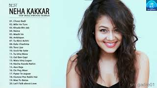 Download Lagu Neha Kakkar Latest Songs 2017  Top & Best Songs of Neha Kakkar Jukebox Bollywood hindi Songs Gratis STAFABAND