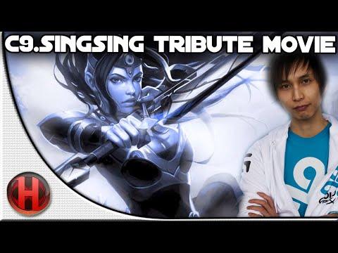 Dota 2 - C9.SingSing Tribute Movie