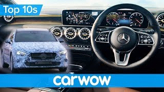 New Mercedes A-Class 2019 in-car tech revealed – finally better than BMW