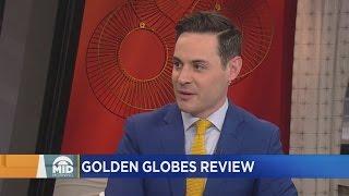 Panel Discussion: Golden Globes & Meryl Streep
