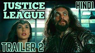 Justice League Comic-Con Sneak Peek Hindi Trailer Review | DC India