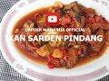 Resep Masakan Ikan Sarden Pindang ala Mama Mia (Non MSG)