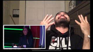 Download Lagu D.R Vs Jackie The Voice 2018 Battles Reaction Video Gratis STAFABAND