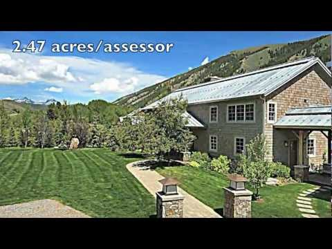 Sun Valley Riverfront Barn - Fran Flanagan Properties