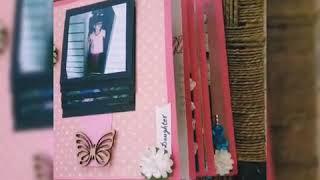 Best Scrapbook for her | Handmade gifts